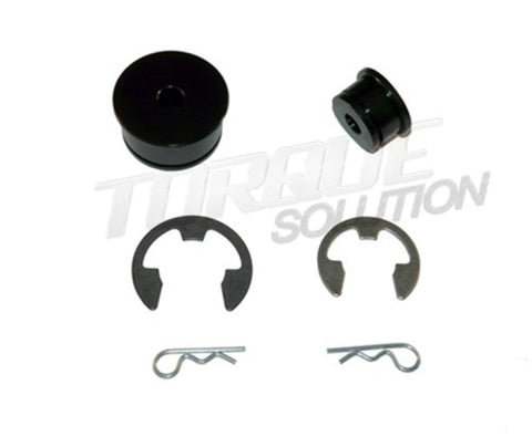 Torque Solution Shifter Cable Bushings: Honda Civic (si ex lx dx) 2007-12