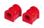 Prothane 98-01 Honda Accord Rear Sway Bar Bushings - 16mm - Red