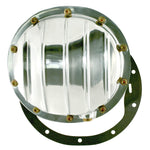 Spectre 88-02 GM 10-Bolt Differential Cover - Polished Aluminum