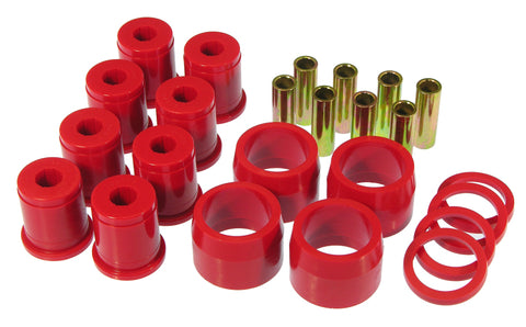 Prothane 69-70 GM Full Size Rear Control Arm Bushings - Red