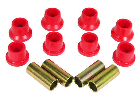 Prothane 60-61 Jaguar XK150 Lower Inner Control Arm Bushings - Red