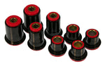 Prothane 66-74 GM Front Control Arm Bushings - Red