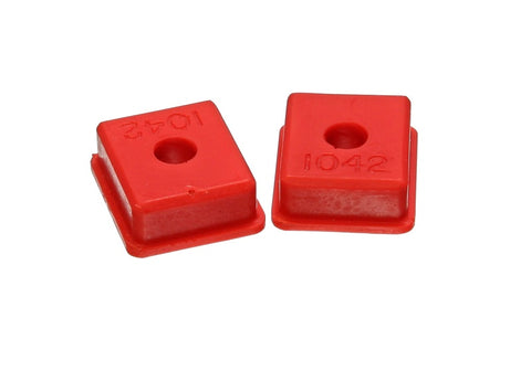 Energy Suspension 64-79 VW Type I Red Shifter Coupler Bushings