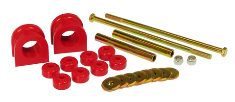 Prothane 99-01 Chevy Truck Front Sway Bar Bushings - 1 1/4in - Red
