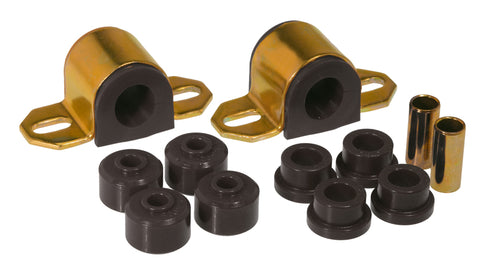 Prothane 84-99 Jeep Cherokee / Commander Front Sway Bar Bushings - 24mm - Black