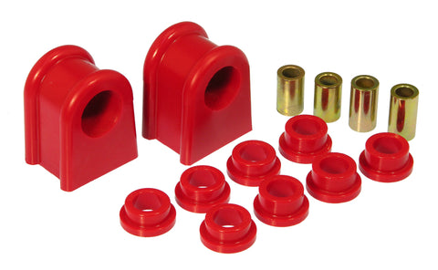 Prothane 99-01 Jeep Grand Cherokee Front Sway Bar Bushings - 1 1/4in - Red