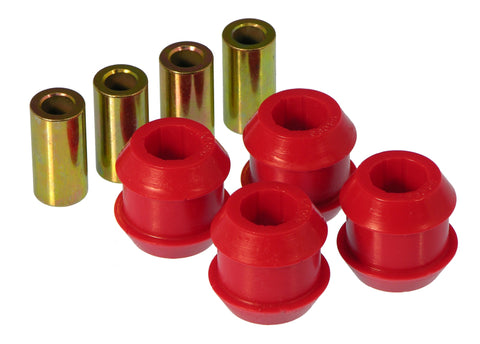 Prothane 90-93 Honda Integra Front Upper Control Arm Bushings - Red