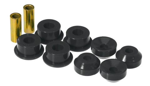 Prothane 88-00 Honda Civic Front Shock Bushings - Black