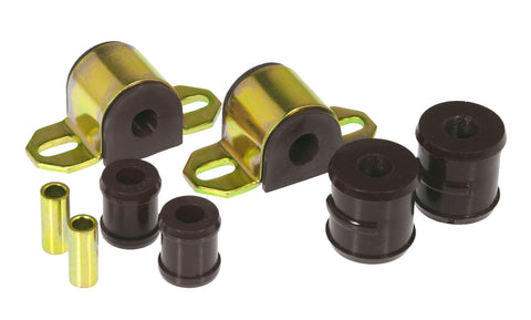 Prothane 67-81 Chevy Camaro/Firebird Rear Sway Bar Bushings - 5/8in 1-Bolt - Black