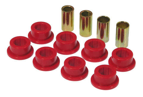 Prothane 84-87 Chevy Corvette Rear Strut Rod Bushings - Red
