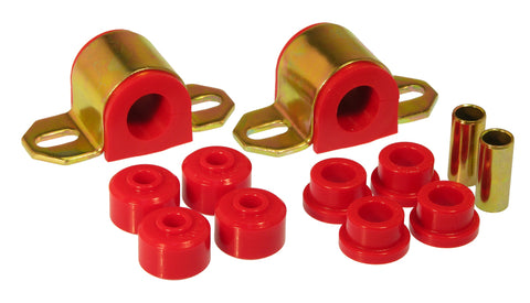 Prothane 84-99 Jeep Cherokee / Commander Front Sway Bar Bushings - 24mm - Red