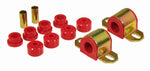 Prothane 84-99 Jeep Cherokee / Commander Front Sway Bar Bushings - 15/16in - Red
