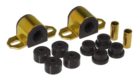 Prothane 84-99 Jeep Cherokee / Commander Front Sway Bar Bushings - 1in - Black