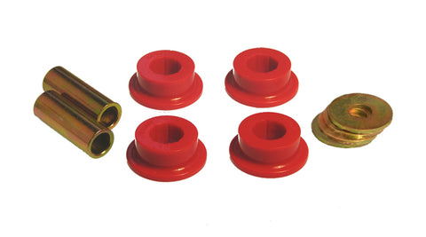 Prothane 84-87 Honda Civic/CRX Front Lower Control Arm Bushings - Red