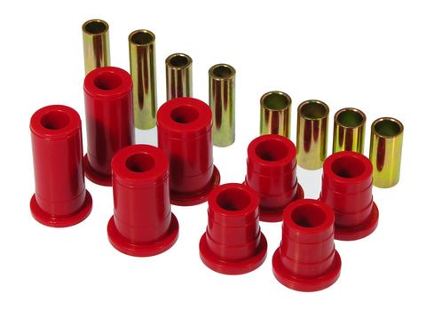 Prothane 82-00 GM S-Series 2wd Front Control Arm Bushings - Red
