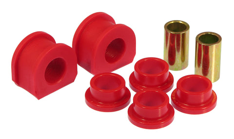 Prothane 73-80 GM Full Size Front Sway Bar Bushings - 1 1/16in - Red