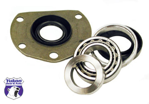 Yukon Gear Axle Bearing & Seal Kit For AMC Model 20 Rear / 1-Piece Axle Design