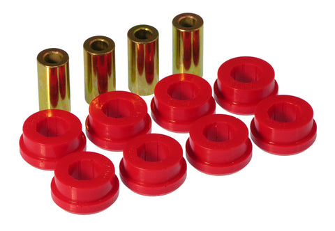 Prothane 90-96 Honda Accord Front Upper Control Arm Bushings - Red