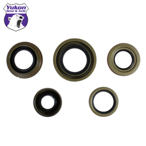 Yukon Gear Replacement Side Axle Seal For Dana 28 Irs & 96+ M35 & D30 Super Left Hand Inner