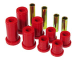 Prothane 88-98 Chevy K10/20/30 4WD PU Control Arm Bushings - Red