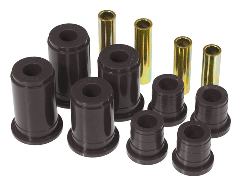 Prothane 88-01 Chevy C10/C20/C1500 2WD Control Arm Bushings - Black