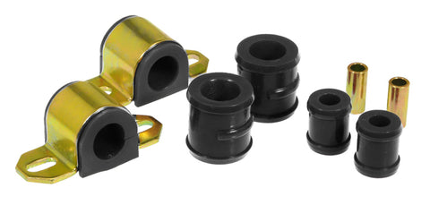 Prothane 67-81 Chevy Camaro/Firebird Rear Sway Bar Bushings - 1in 1-Bolt - Black