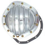 Spectre GM Truck 12-Bolt Differential Cover - Polished Aluminum