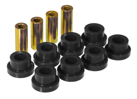 Prothane 88-95 Honda Civic/CRX Rear Lower Control Arm Bushings - Black