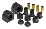 Prothane 88-96 Chevy Corvette Front Sway Bar Bushings - 30mm - Black