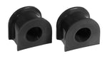 Prothane 92-96 Honda Prelude Front Sway Bar Bushings - 25.4mm - Black