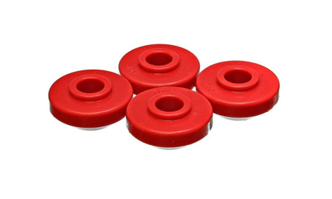 Energy Suspension Dodge Truck Strut Rod Bushings - Red