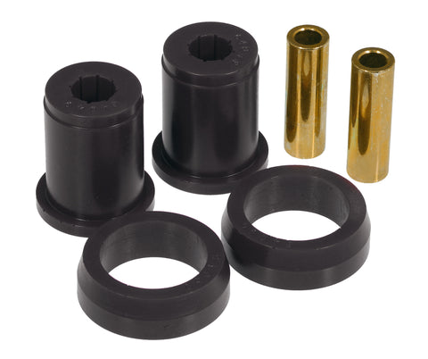 Prothane 79-04 Ford Mustang Axle Housing Bushings - Hard - Black