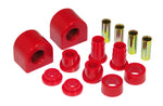 Prothane 88-96 Chevy Corvette Front Sway Bar Bushings - 26mm - Red