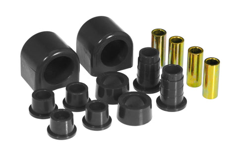 Prothane 84-87 Chevy Corvette Front Sway Bar Bushings - 32mm - Black