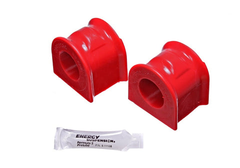 Energy Suspension 2015 Ford Mustang 33.3mm Front Sway Bar Bushings - Red