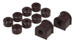 Prothane 93-98 Jeep Grand Cherokee Rear Sway Bar Bushings - 5/8in - Black