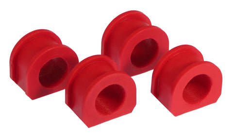 Prothane 73-91 GM Various Front Sway Bar Bushings - 1 1/4in - Red