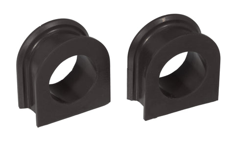 Prothane 02-03 Chevy Trailblazer Front Swaybar Bushings - 46mm - Black