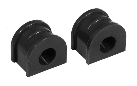 Prothane 97-04 Chevy Corvette Rear Sway Bar Bushings - 22mm - Black