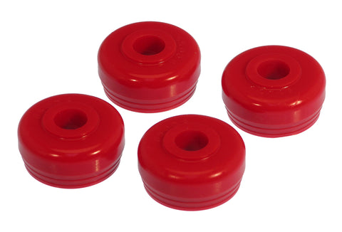 Prothane 88-91 Honda Civic/CRX Front Strut Rod Bushings - Red