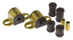 Prothane 67-81 Chevy Camaro/Firebird Rear Sway Bar Bushings - 9/16in 2-Bolt - Black