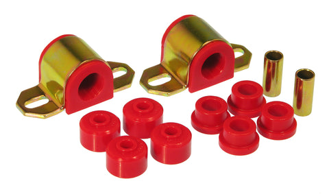 Prothane 84-99 Jeep Cherokee / Commander Front Sway Bar Bushings - 1in - Red