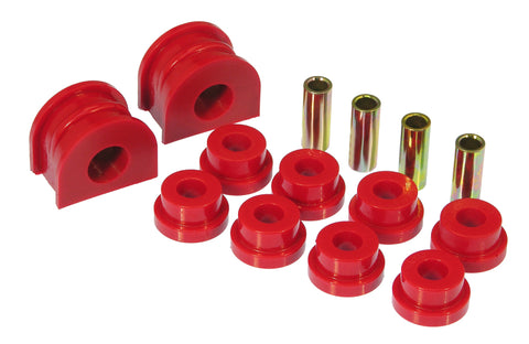 Prothane 92-99 Chevy Suburban Rear Sway Bar Bushings - 22mm - Red