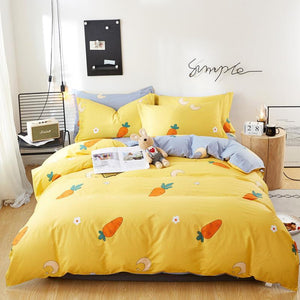 Fruity Pure Cotton Bedding Set