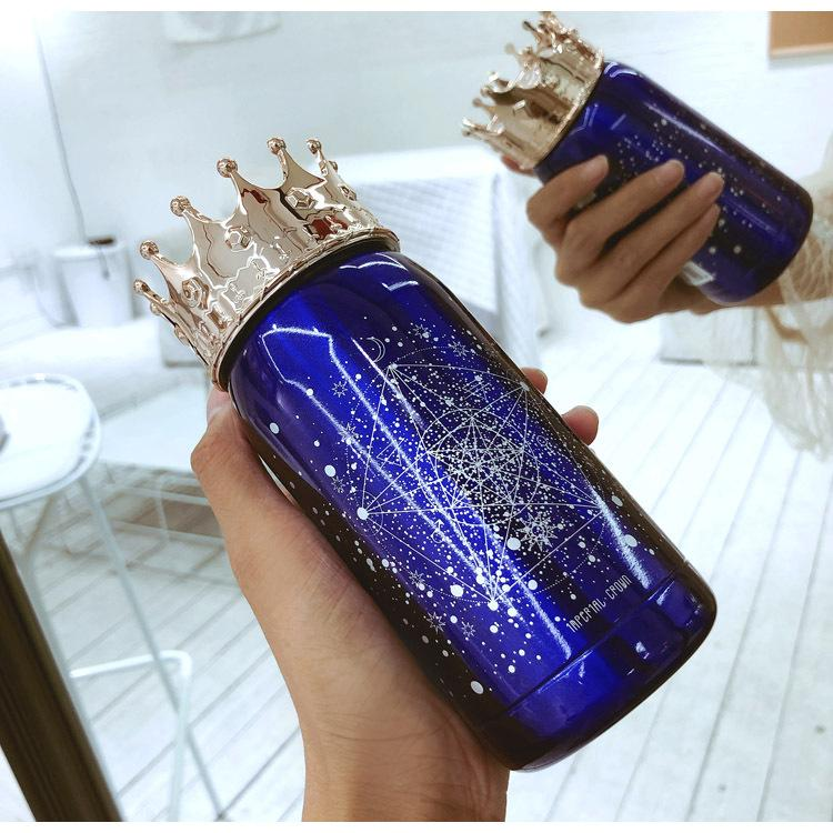 Queen Crown Thermos Bottle