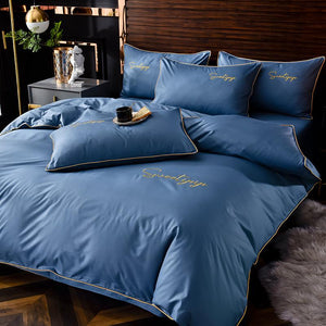 Sweet Silk Bedding Set