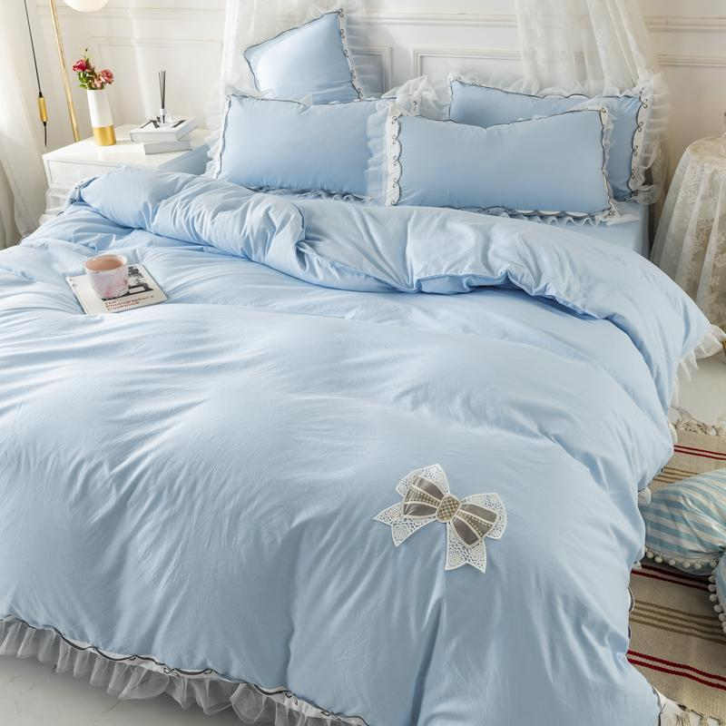 Princess Lace Air Bedding Set