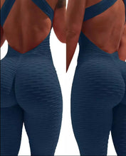 Load image into Gallery viewer, Shows Anti Cellulite Blue Slimming Gear