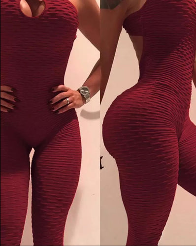 Shows Anti Cellulite Red Wine Slimming Gear