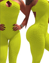 Load image into Gallery viewer, Shows Anti Cellulite Yellow Slimming Gear